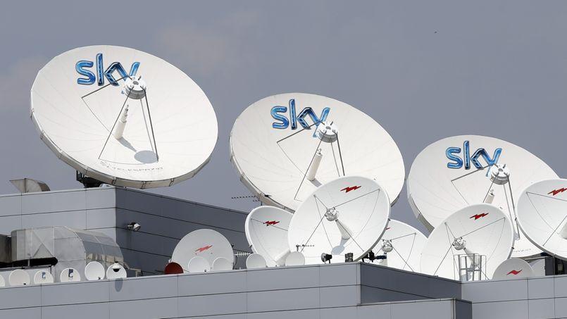 Rupert Murdoch souhaite créer un géant européen de la télé payante
