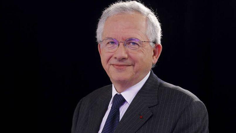 Olivier Schrameck, président du CSA. Crédit: Jean-Christophe Marmara/Le Figaro