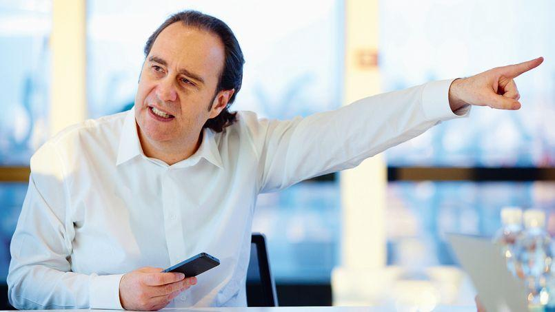 Xavier Niel, fondateur d'Iliad, a lancé l'offesive sur T-Mobile US.