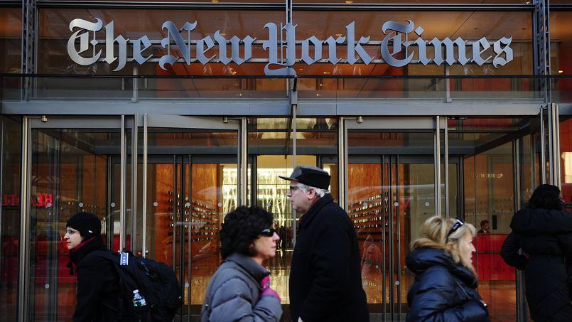 Le New York Times a publié mardi un résultat net de 10,9millions de dollars au premier semestre, en chute de 53,5% en un an.