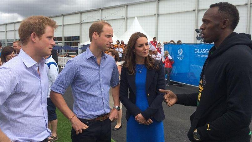 Rencontre kate et william