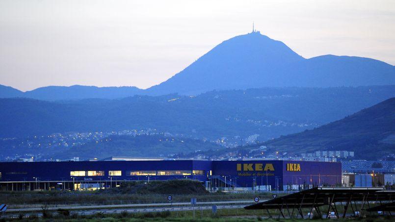 Le nouveau magasin de Clermont-Ferrand.