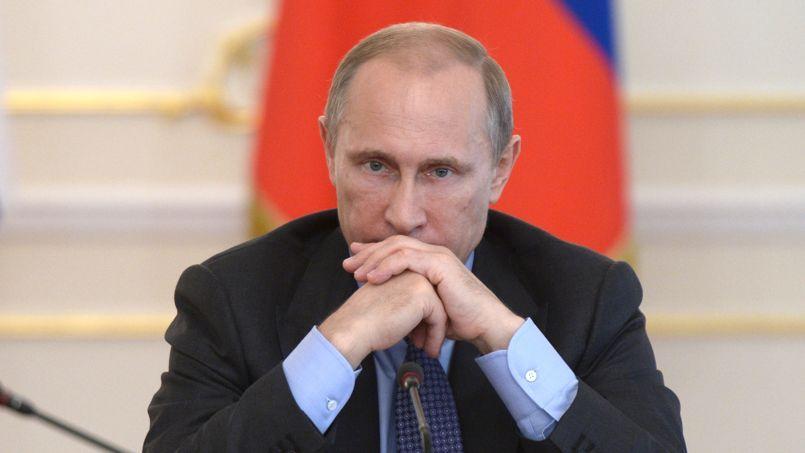 Vladimir Poutine, le 30 juillet.