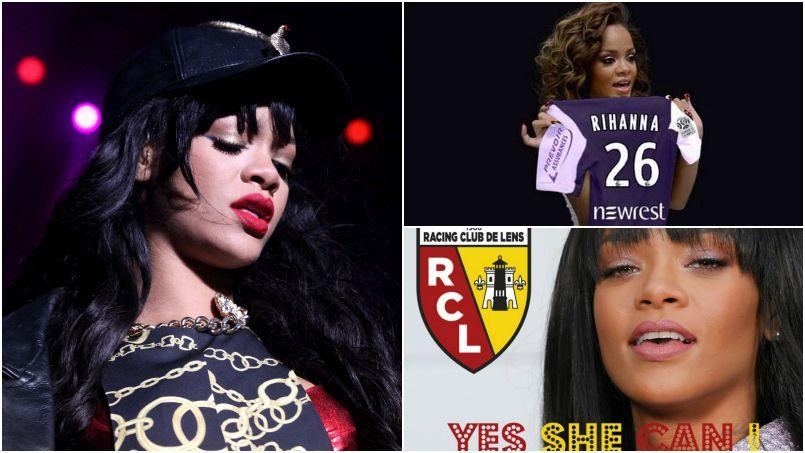 L'appel des clubs de Ligue 1 à Rihanna