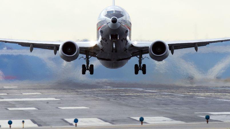 L'évolution du transport aérien