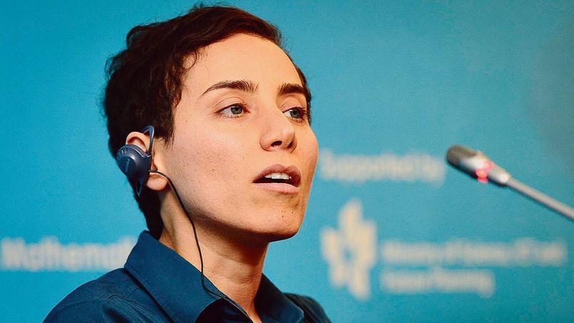 Maryam Mirzakhani est professeur à l'université de Stanford, en Californie.