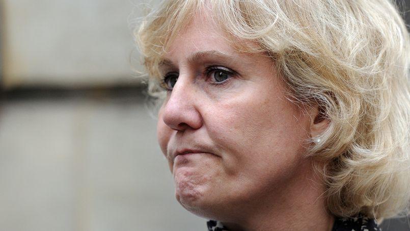 Nadine Morano, eurodéputée UMP