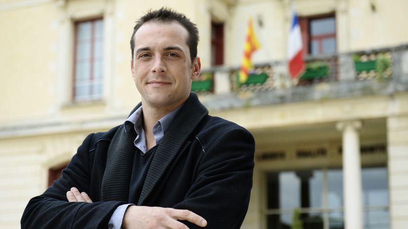 Joris Hébrard maire FN du Pontet (Vaucluse)