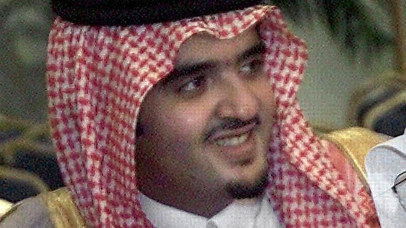 Le prince héritier Salmane Ben Abdel Aziz al-Saoud lors d'une session d'un sommet arabe à Charm el-Cheikh en Égypte, en 2003.
