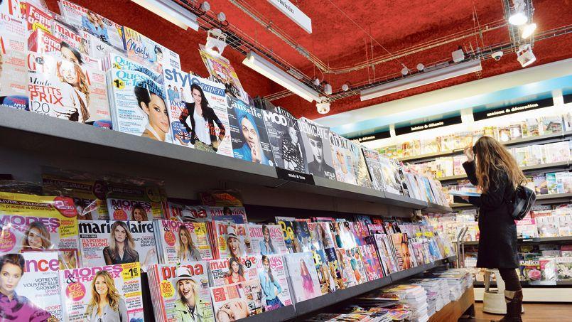 Les Français restent de fidèles acheteurs de magazines