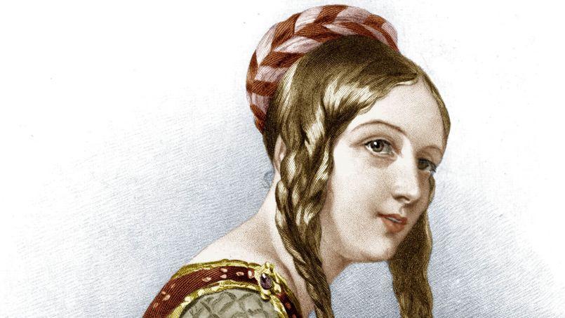 Aliénor d'Aquitaine est le sujet du nouveau roman de Clara Dupont-Monod, Le roi disait que j'étais diable.