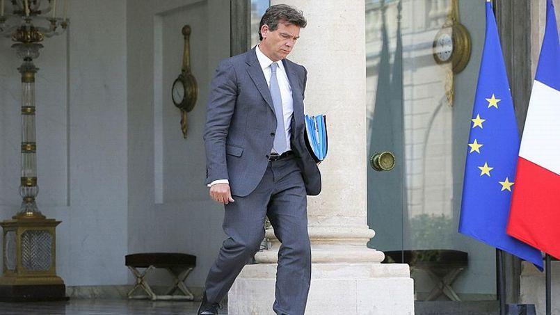 Arnaud Montebourg, ministre de l'Economie.