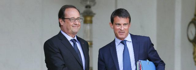Remaniement : Valls consulte, Montebourg «reprend sa liberté»
