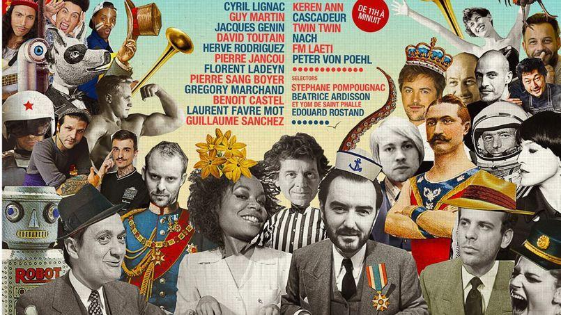 Chefs et musiciens à l'affiche du festival Tous à Table.
