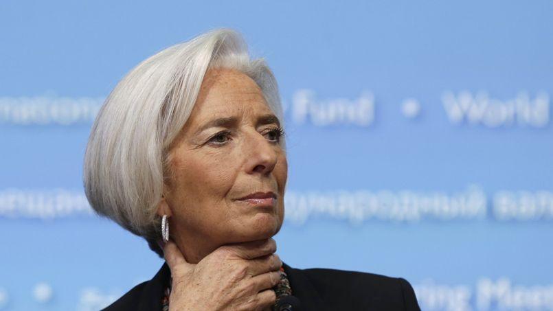 Christine Lagarde ne compte pas démissionner.