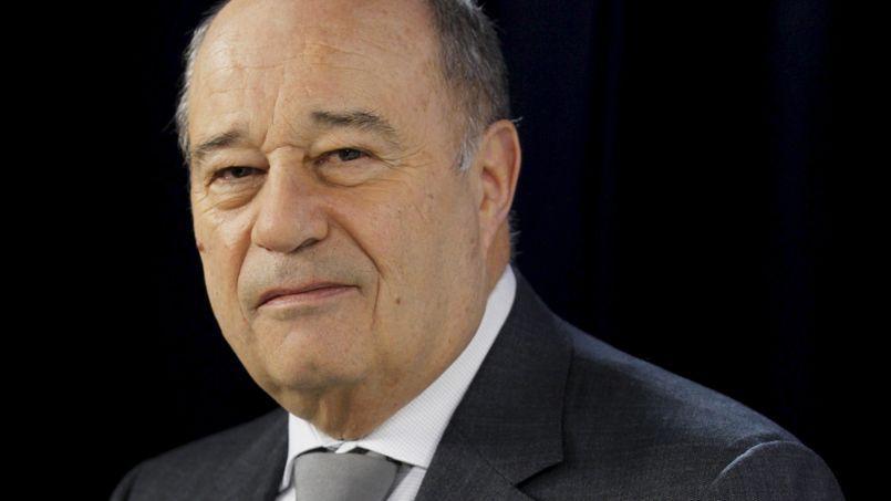 Jean-Michel Baylet, président du groupe La Dépêche.