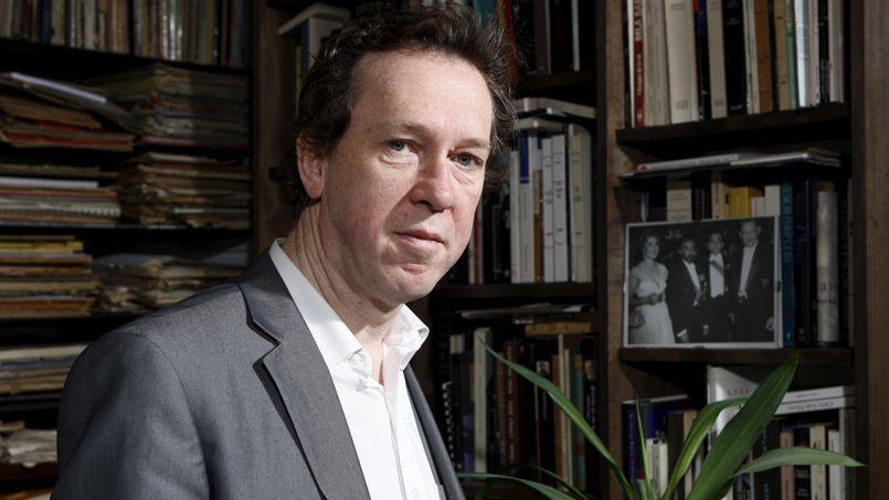 Benoît Duteurtre, en 2010 à Paris.