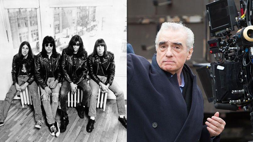 Le réalisateur américain pourrait travailler sur un biopic du groupe de punk.