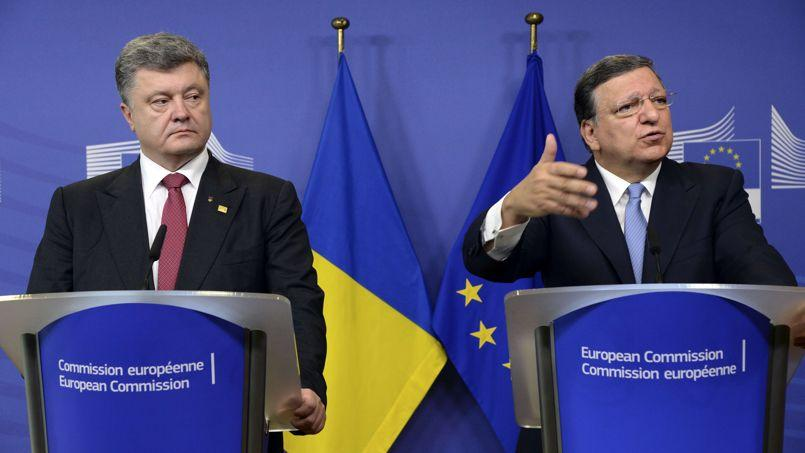 Les dirigeants européens ont multiplié les prises de paroles sommant la Russie de cesser ses «actions militaires illégales» en Ukraine.