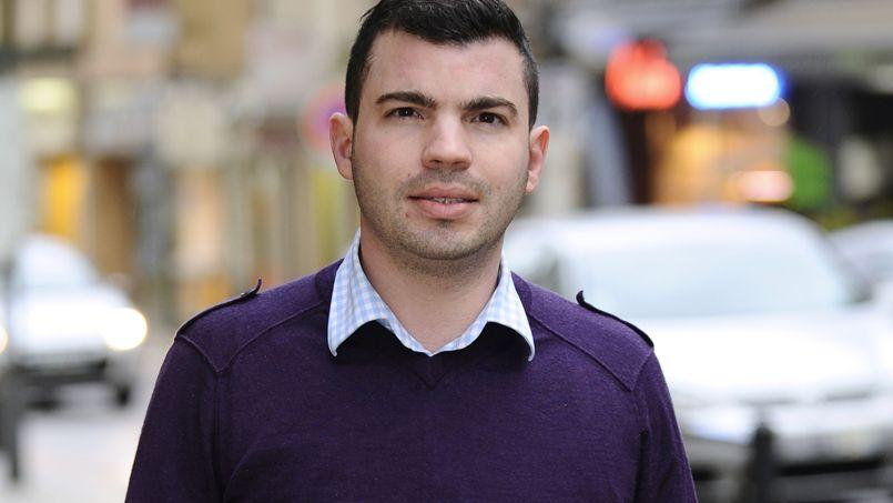 Fabien Engelmann, maire FN de Hayange (Moselle)