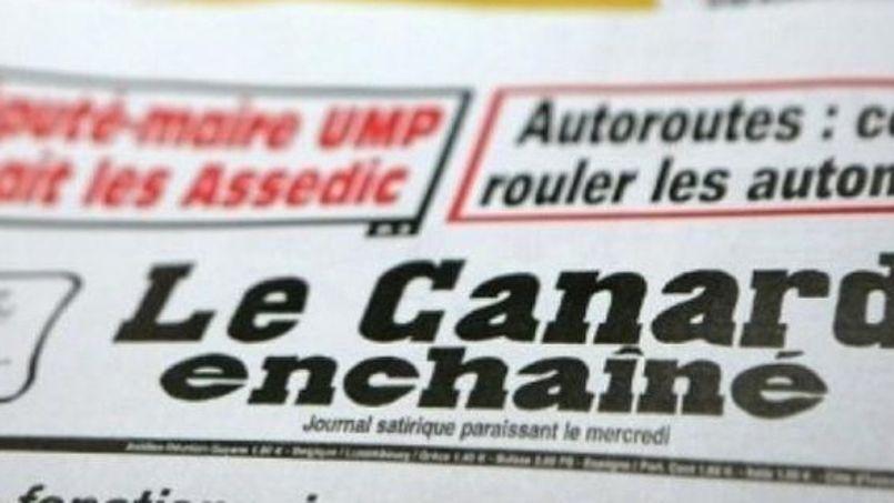Les ventes du Canard Enchainé ont chuté de 16% en 2013