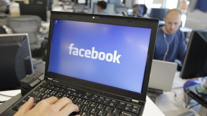 Facebook utilise sa mascotte enfantine introduite en avril dernier