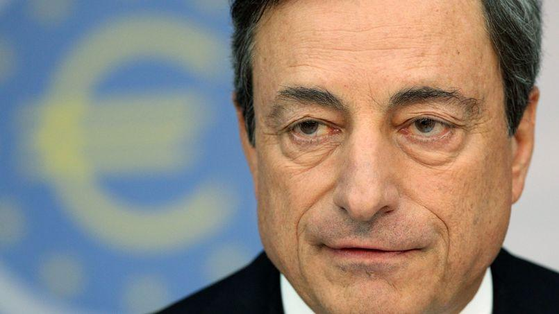 La pression est forte sur Mario Draghi