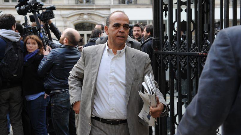 Kader Arif est secrétaire d'État au Anciens combattants et à la Mémoire.