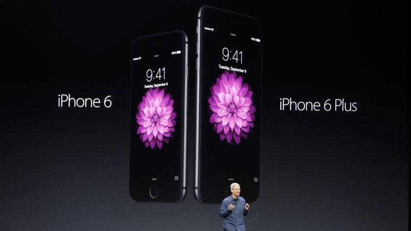 Apple a dévoilé ses iPhone 6 et iPhone 6 Plus le 9 septembre