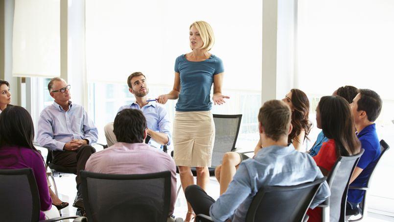 L'entrepreneur type en 2014 est une femme de moins de 40 ans, ancienne chômeuse dans un cas sur huit.