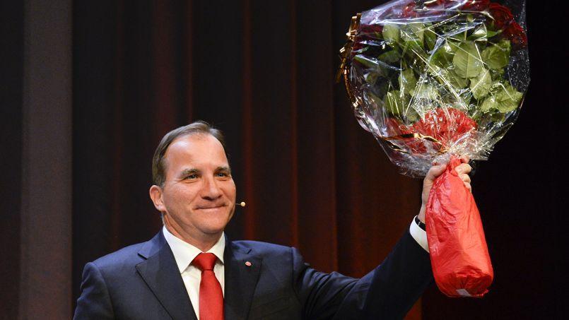 Le nouveau premier ministre suédois Stefan Löfven