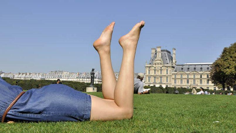 L'année dernière, les jours fériés ont coûté 2 milliards d'euros à l'économie française. (Crédit: Etienne BRINON / LE FIGARO)