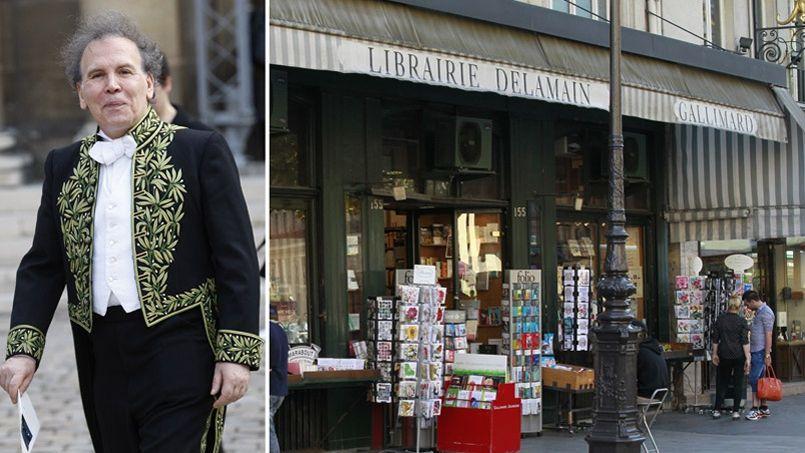 Le soutien de personnalités telles qu'Angelo Rinaldi semble avoir porté ses fruits. La librairie Delamain devrait rester rue Saint-Honoré.