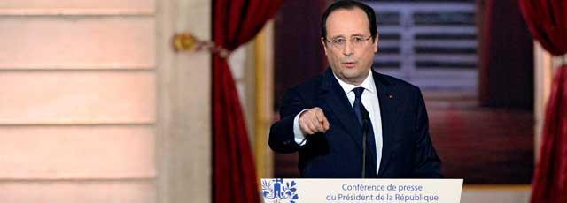 Revivez les moments forts de la conférence de Hollande