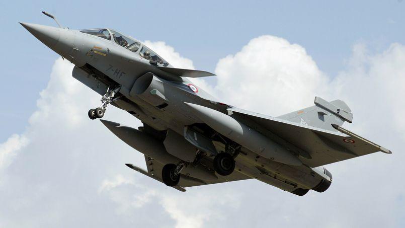 Des avions Rafale français ont effectué vendredi matin leurs premières frappes sur l'Irak.