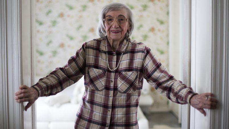 Margot Woelk est désormais âgée de 96 ans et est revenue vivre à Berlin.