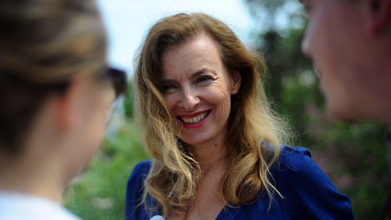 Avec son roman Merci pour ce moment, Valérie Trierweiler aurait déjà gagné environ 1,3 million d'euros.
