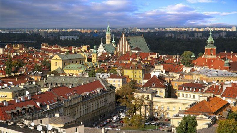 Varsovie ville la moins ch re pour une nuit dans un 5 toiles - Office de tourisme pologne ...