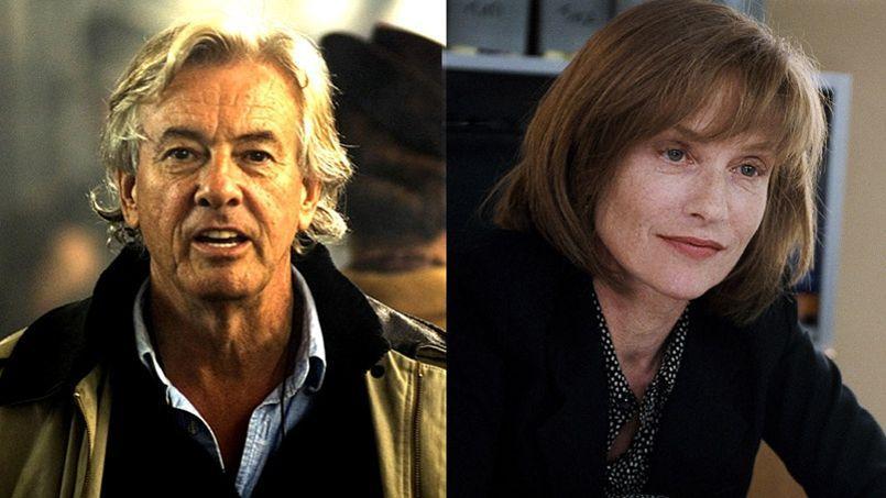 Paul Verhoeven et Isabelle Huppert vont travailler pour la première fois ensemble sur Elle, un film adapté du roman de Philippe Djian tourné à Paris