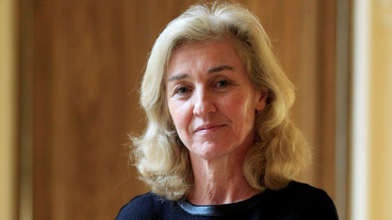 Isabelle Falque-Pierrotin, présidente de la Cnil.