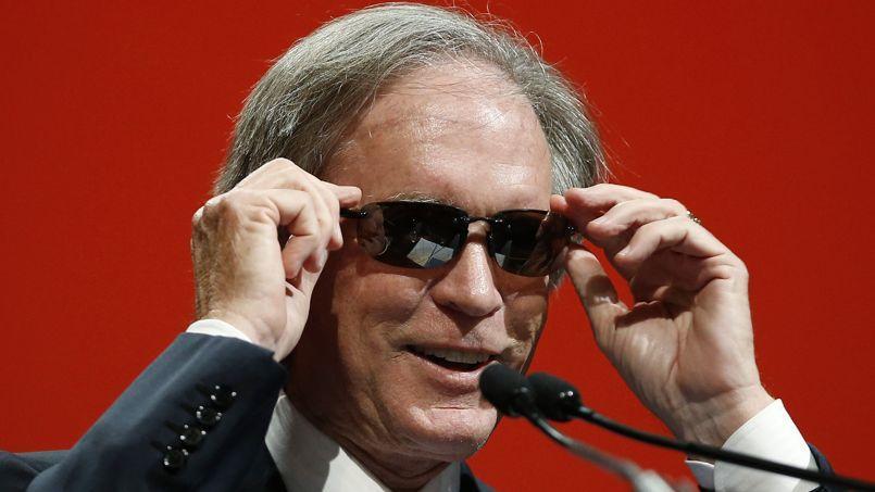 Bill Gross, gourou du marché obligataire.