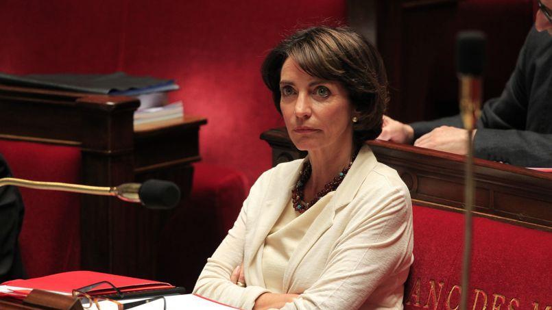 Marisol Touraine, ministre des Affaires sociales et de la Santé, à l'Assemblée nationale le 8 septembre.
