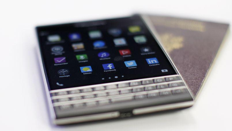 Le dernier Blackberry est vendu 649 euros sans abonnement.