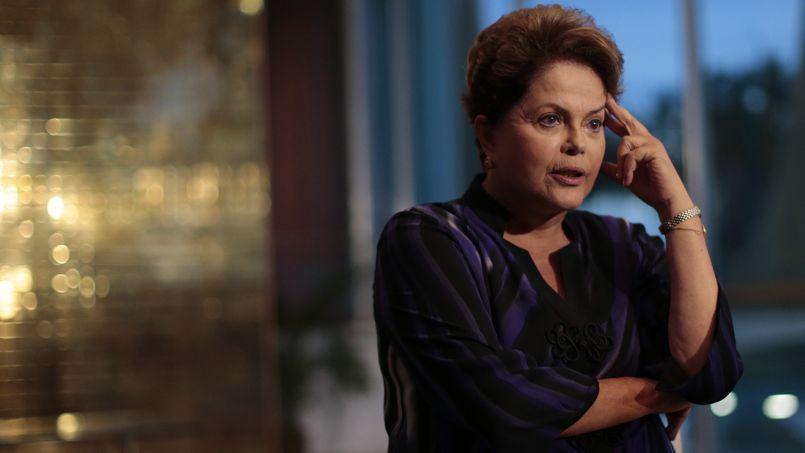 La présidente sortante, Dilma Rousseff, s'est alliée à Katia Abreu, responsable du principal syndicat de l'agroalimentaire.