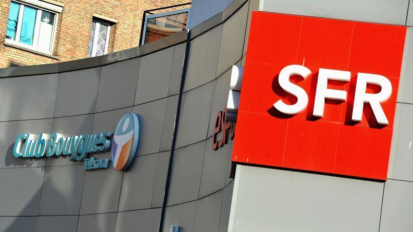 SFR et Bouygues Telecom ont prévu de mettre en commun des réseaux mobiles dans des zones dites «peu denses», concernant 57% de la population.