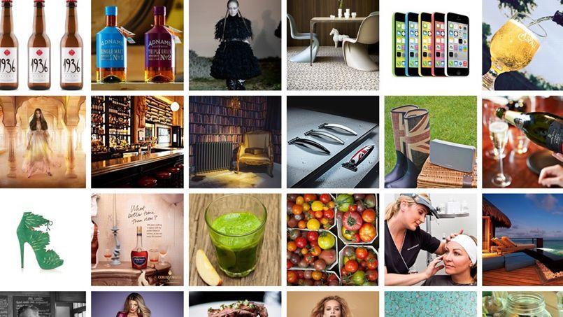Les marques de luxe et le high tech s'adjugent les premières places du classement. crédit photo: Coolbrands