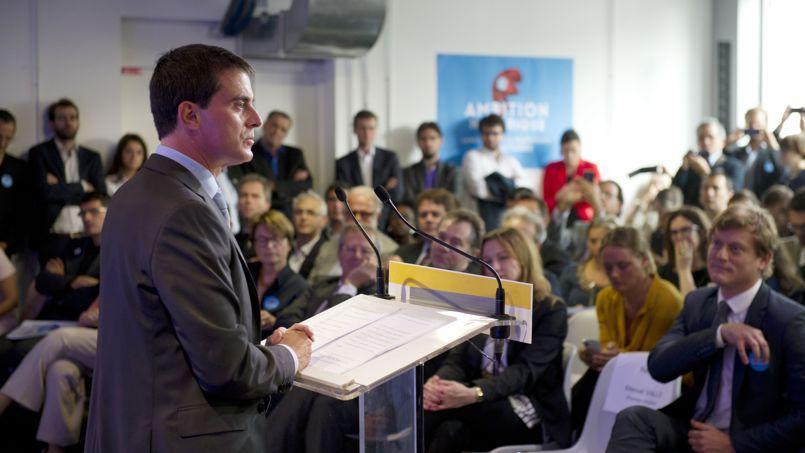 Le premier ministre Manuel Valls a lancé samedi la concertation nationale sur le numérique.