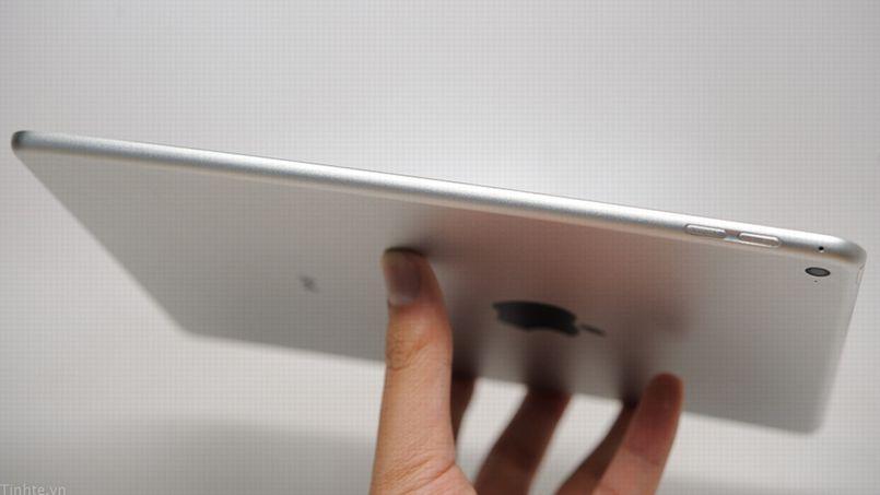 L'iPad Air 2, montré en photo par le site vietnamien tinhte.vn.