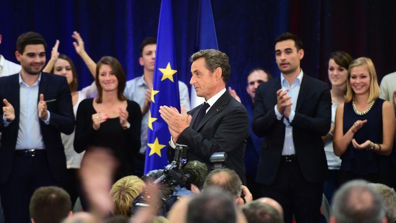 Nicolas Sarkozy a une nouvelle fois dénoncé «la situation humiliante   sur le plan économique - dans laquelle se trouve la France.»