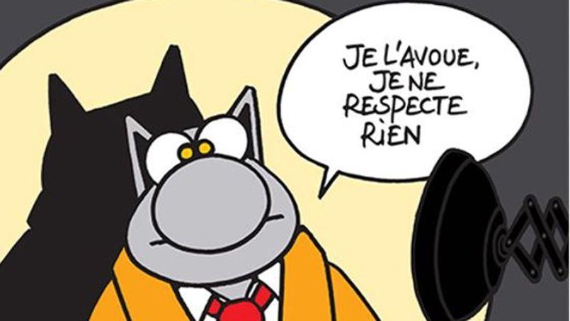 Le chat pince-sans-rire de Geluck revient pour nous faire rire.
